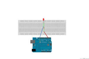 led in arduino