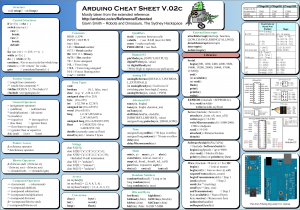 Arduino cheat sheet v02c